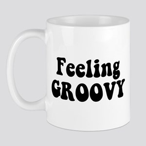 Feeling Groovy 11 oz Ceramic Mug