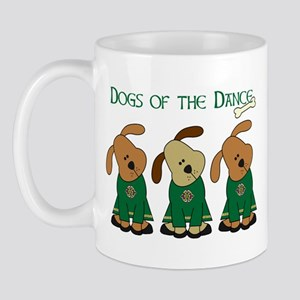 Dogs Of The Dance Mug