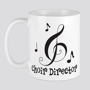 Choir Director Music Mugs