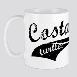 Costa Rica Turtles Mug