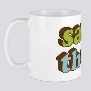 Save the Sea Turtles Mug