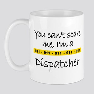 Police Tape Dispatcher Mug