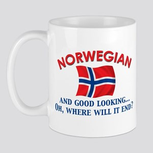 Good Lkg Norwegian 2 Mug