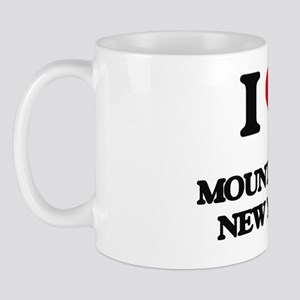 I love Mount Sinai New York Mug