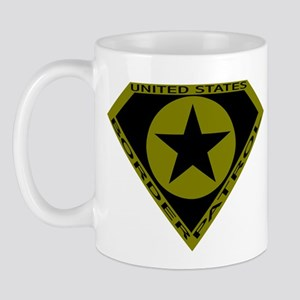 BORDER PATROL SHIRT SUPER BOR Mug