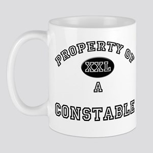 Property of a Constable Mug