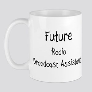Future Radio Broadcast Assistant Mug