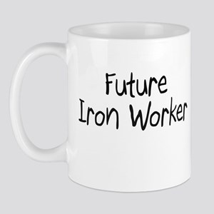 Future Iron Worker Mug