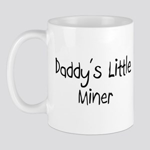 Daddy's Little Miner Mug