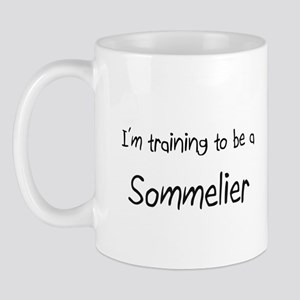 I'm training to be a Sommelier Mug