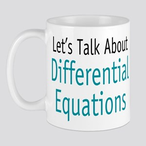 Differential Equation Mug