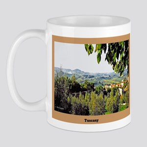 Tuscany Countryside Mug