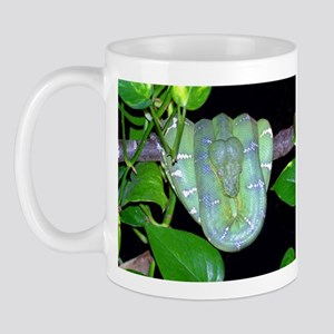 Emerald Tree Boa - Morticia Mug