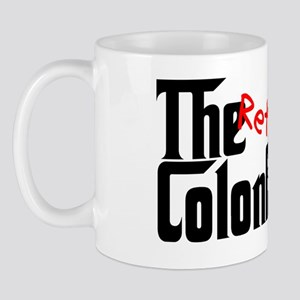 the colon father retired Mug