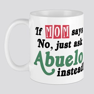 Just Ask Abuelo! Mug