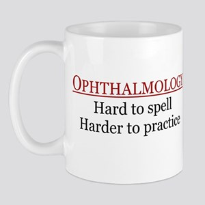 Ophthalmology Mug