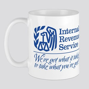 IRS: We've Got What It Takes Mug