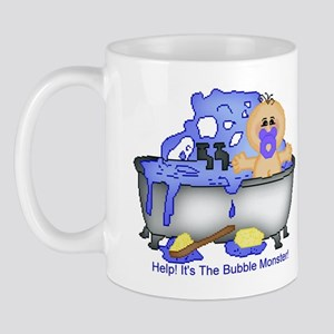 Help! Bubble Monster! Mug