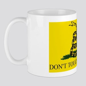 Gadsden Flag - DONT TOUCH MY JUNK #5 Mug