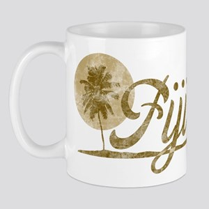 Palm Tree Fiji Mug