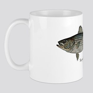 Bass- Striped Mug