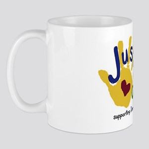 just as I am down Mug
