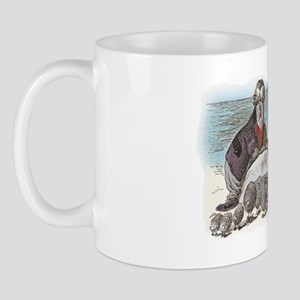 3-ALICE _Through the Looking Glass_ Wal Mug