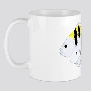 Sergeant Major Damselfish T Mug
