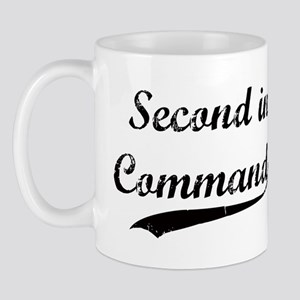 Second in Command Mug