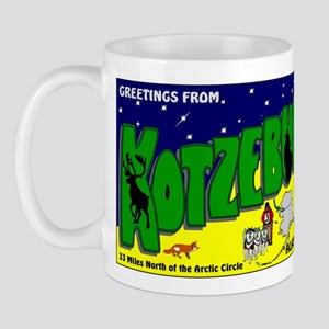 Welcome to Kotzebue Mug