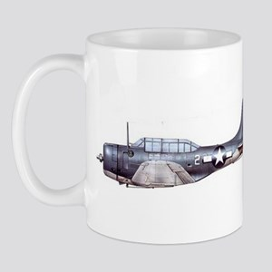 Douglas Dauntless Mug