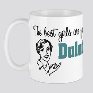 Best Girls Duluth Mug