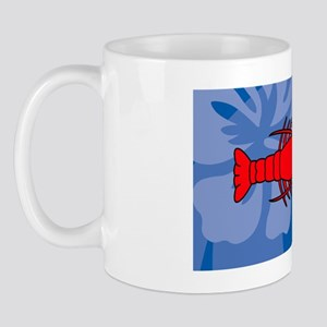 Lobster Mini Wallet Mug