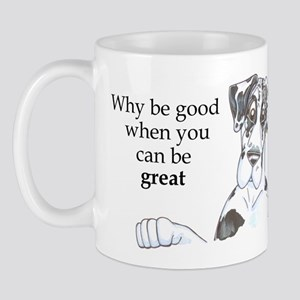 NH Why be good Mug