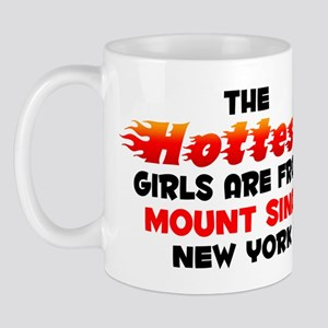 Hot Girls: Mount Sinai, NY Mug