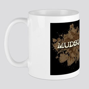 Mud Squad Black Mug