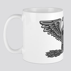 USAF-Col-Silver-Lighter Mug