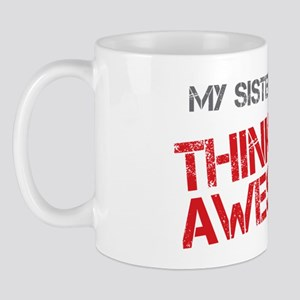 Sister-In-Law Awesome Mug