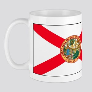 Florida Sunshine State Flag Mug