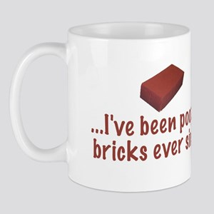 Poopin' Bricks Mug