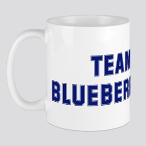 Team BLUEBERRIES Mug