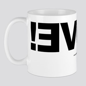 MOVE-Front-LicensePlate-bw-fullbleed Mug
