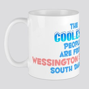 Coolest: Wessington Spr, SD Mug