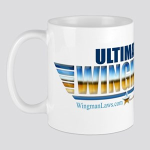 Ultimate Wingman Mug
