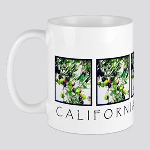 Wine Country Olives Mug