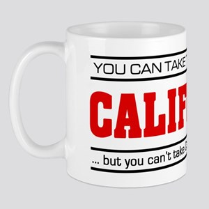 'Girl From California' Mug