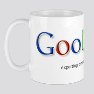 Goolag, Exporting Censorship, Mug