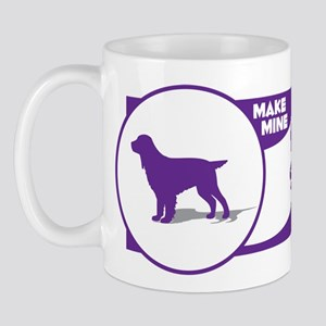 Make Mine Field Mug