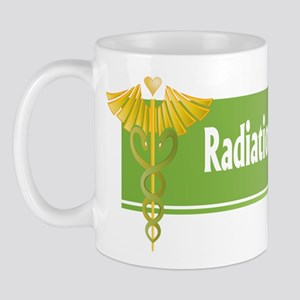 Radiation Therapists Care Mug