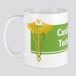 Cardiovascular Technologists Care Mug